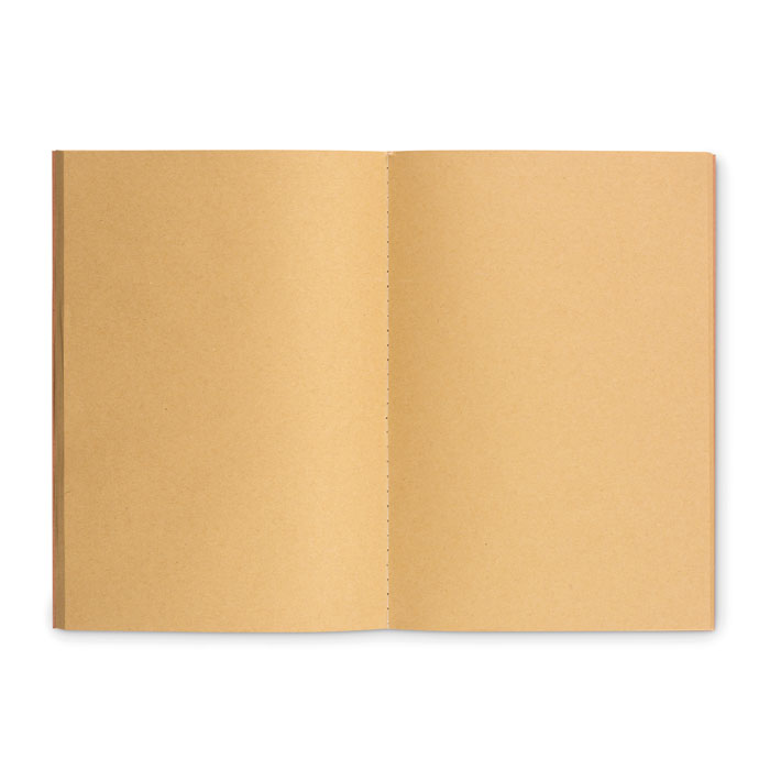 libreta a5 papel reciclado