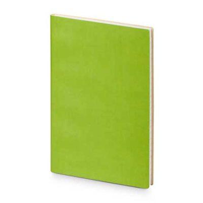 libreta personalizada A5 tapa blanda